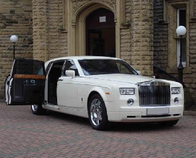 Rolls Royce Phantom Hire